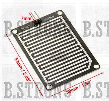 Modul senzor picatura apa / ploaie/ water drop