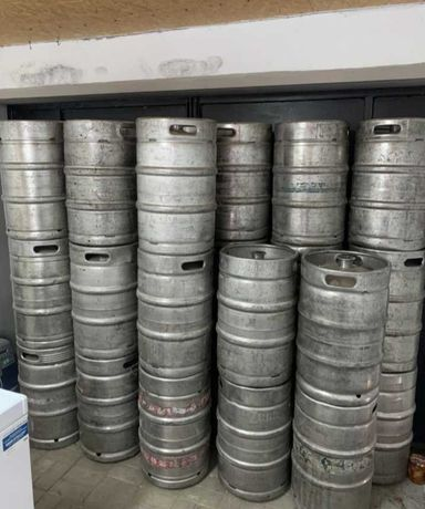 Продам новей и б у кеги для пива