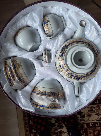 Чайный сервиз новый на подарок