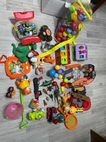 игрушки детские все