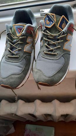 New balance 574 кроссовки