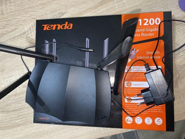 Router Wireless Internet Tenda AC1200