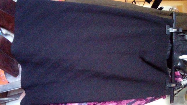 fusta noua, S - M, mario negru mat cu fir discret lucios