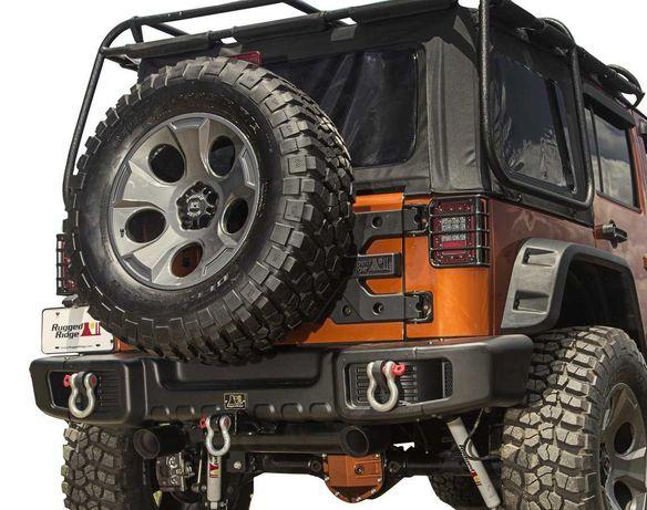 Suport roata rezerva HD RR Jeep Wrangler Rubicon Sahara Sport