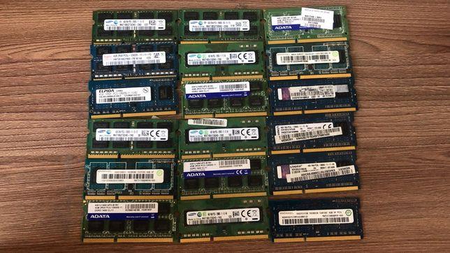Оперативная память DDR3 Pc3L 4gb для ПК и ноутбуков, есть и другие