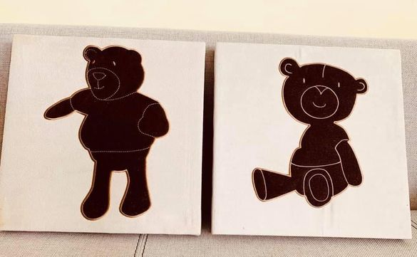Картини пана за детска стая