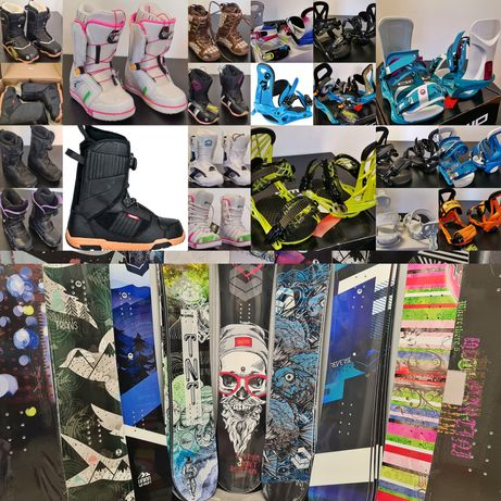 Placi Legături Boots SNOWBOARD