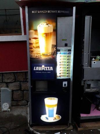 Ремонт, поддръжка и ПРОДАЖБА на вендинг автомати Зануси Zanussi!
