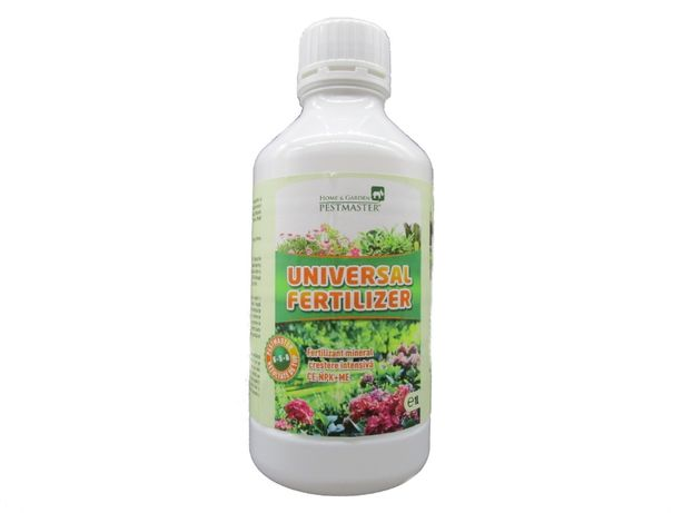Fertilizant mineral, 1l, crestere intensiva