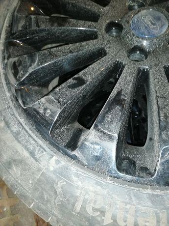 Летни гуми с джанти 17 FORD