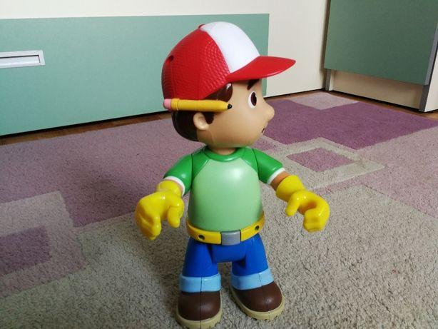 Manny Iscusitul interactiv - original Mattel/Disney