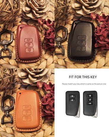 Калъф за ключ Lexus ES 300h 350 NX RX GS 250 350 RC300 IS250 RC350 LS
