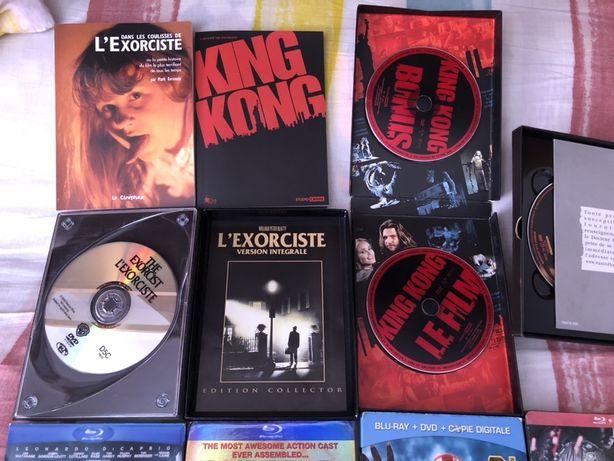 Filme Blu-ray DVD ediții colecție limitate carti DVD