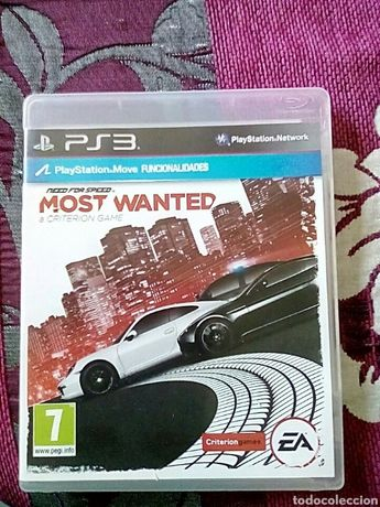 Need for Speed Most Wanted PS3 NFS PS3 - Playstation 3 - PS 3