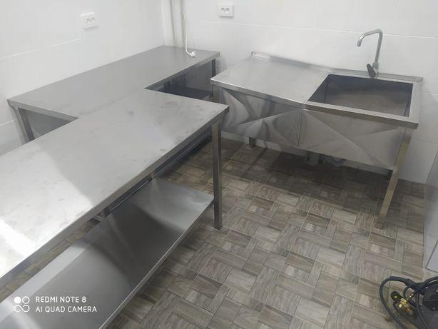 Изготовления кухонного оборудовани,столов, стелажей, моек! Вытяжка