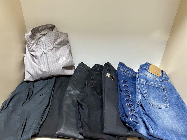 Всё XS, италия. Джинсы, брюки.