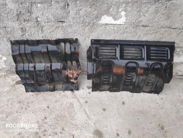 Scut radiator și scut baie de ulei mitsubishi L 200