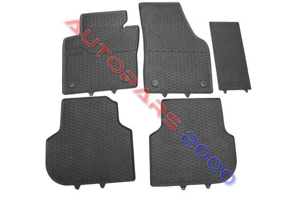 Гумени стелки за А3 HB/Sedan/2013+ /Ауди А3 /Седан