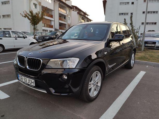 Vând BMW X3 F25 Piele, Jante M
