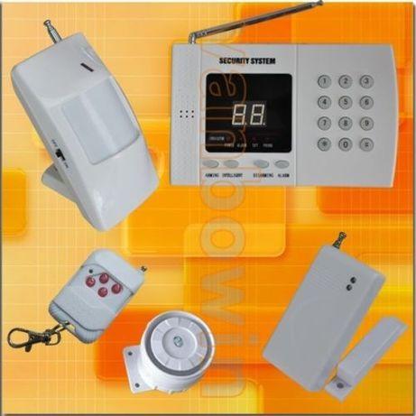 Безжична алармена система за дома, вилата, офиса, кошери GSM Аларма