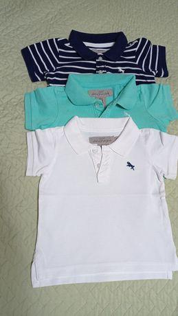 Рубашки для стильного малыша фирмы H&M(Цена за 1 шт.)