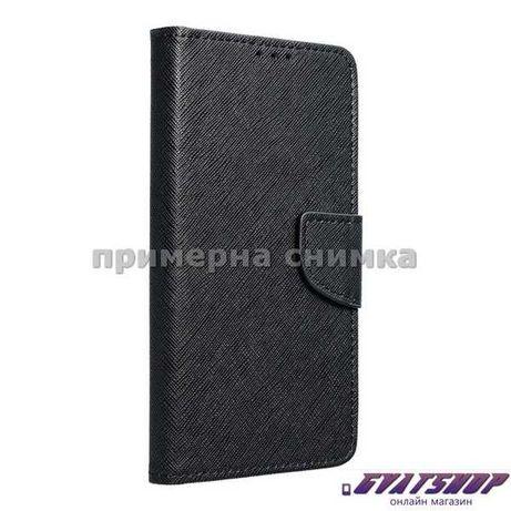 Кожен калъф Fancy Book Forcell за Samsung Galaxy A32 5G/A52/A72 ,черен