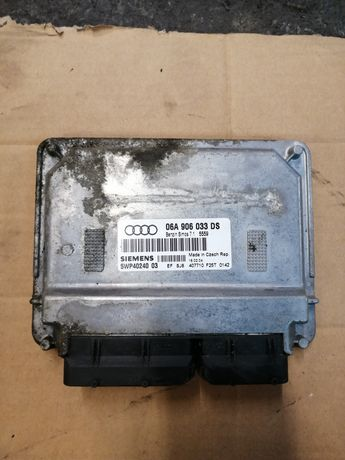Calculator ECU Audi A3 8P 1.6 benzina 101cp BGU 06A906033DS
