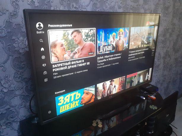 Большие телевизоры FullHD,Smart TV.Диоганали 110.Подробно в описании