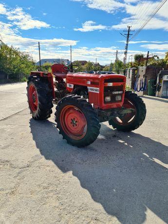 Tractor Carraro 4×4  55cp