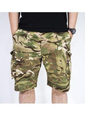 Къси маскировъчни панталони за английската армия