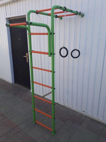 Продам детский тренировочный турник, шведская лестница