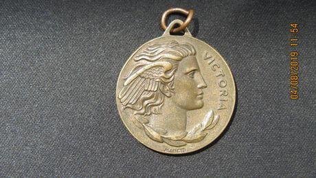 Medalie Victoria 1965 , bronz, patina