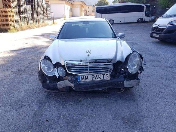 Mercedes E270CDI W211 177кс Airmatic седан НА ЧАСТИ!