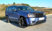 Jeep Grand Cherokee 4.7L V8 SRT