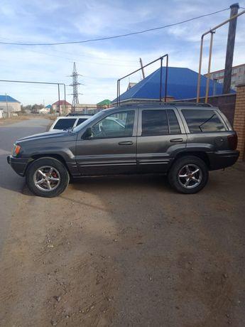 Продам Jeep Grand Cherokee 2002 года