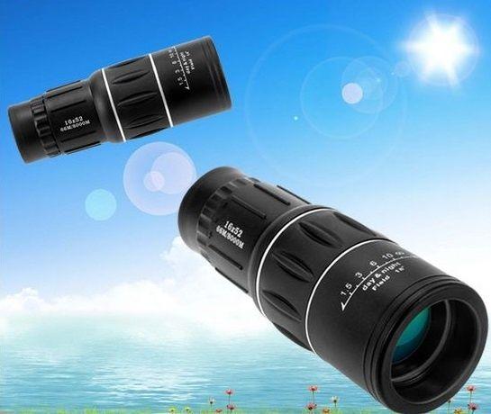 Monocular Dual Focus 16x52 turism, zoom birdwaching, camping, plaja