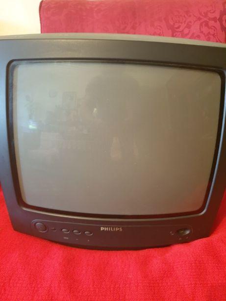 Vând televizor Philips cu suport perete