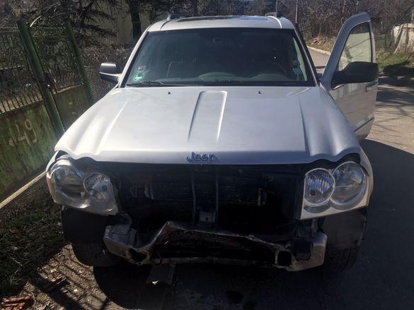 Продавам Jeep Grand cherokee wk 3.0 crd на части