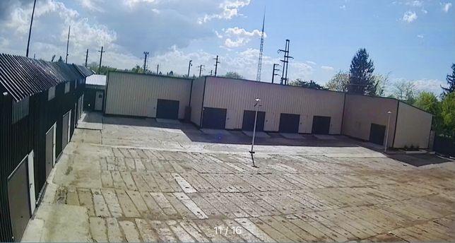 Hale , Spatii depozitare , Garaje , Birouri , Platforma Betonata