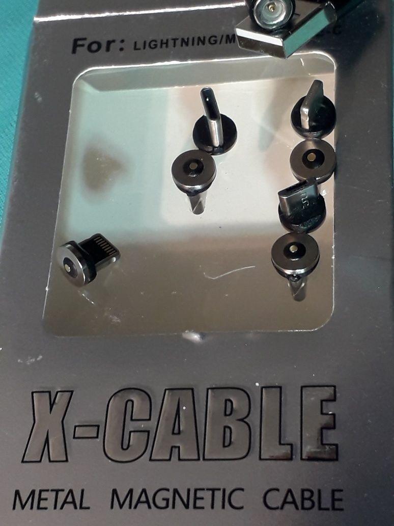Cap ptr.cablu magnetic