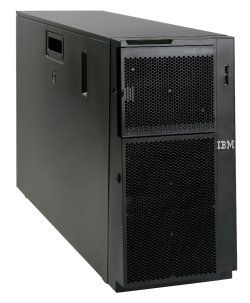 Сървър IBM System x3400 M3 Безхарддискове !