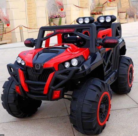 Black Friday Pret Masinuta electrică pentru copii Jeep- 4x 35W -