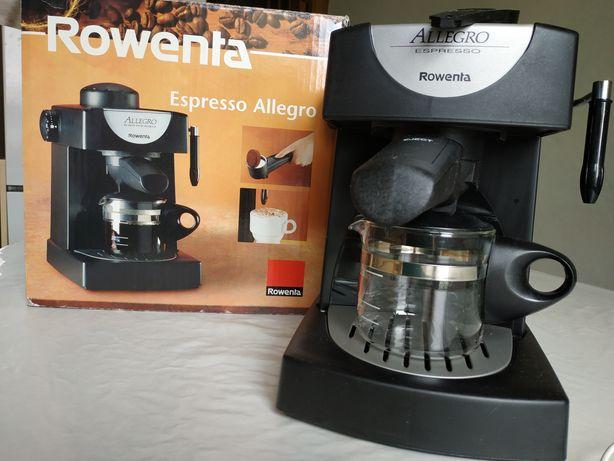 Кофеварка Rowenta espresso allegro