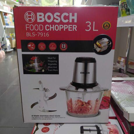 Электро измельчитель 3 л Bosch Бош, блендер чопер комбайн мясорубка