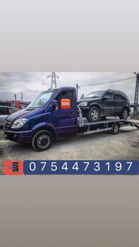 ASISTENTA RUTIERA TRACTARI Transport Auto Tractoare Utilaje Camionete