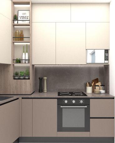 Интериорен дизайн и мебели - Варна и дистанционно