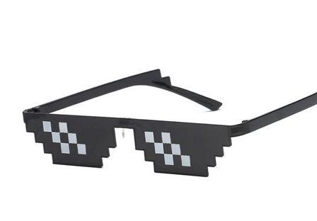 Слънчеви очила Thug Life , парти очила гр. Ямбол - image 1