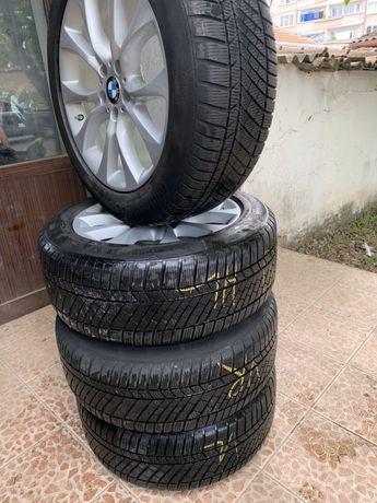 ОРИНАЛНИ джанти с нови зимни гуми 255-50R19 BMW БМВ Х5 Х6 X5 X6