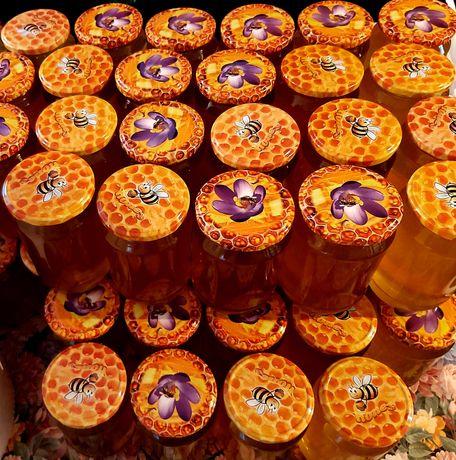 Пчелен мед от собствено производство 2021г.