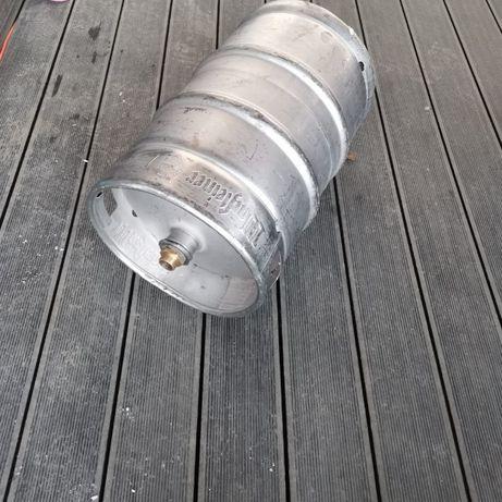 Bazin hidrofor 50L din butoi de bere inox